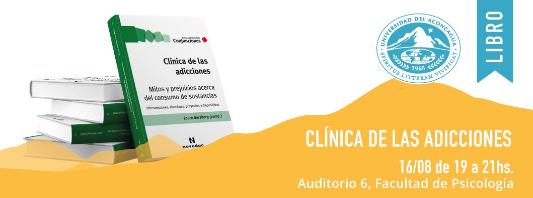 Libro: Clinica de las Adicciones