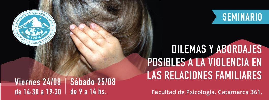 seminario violencia familiar