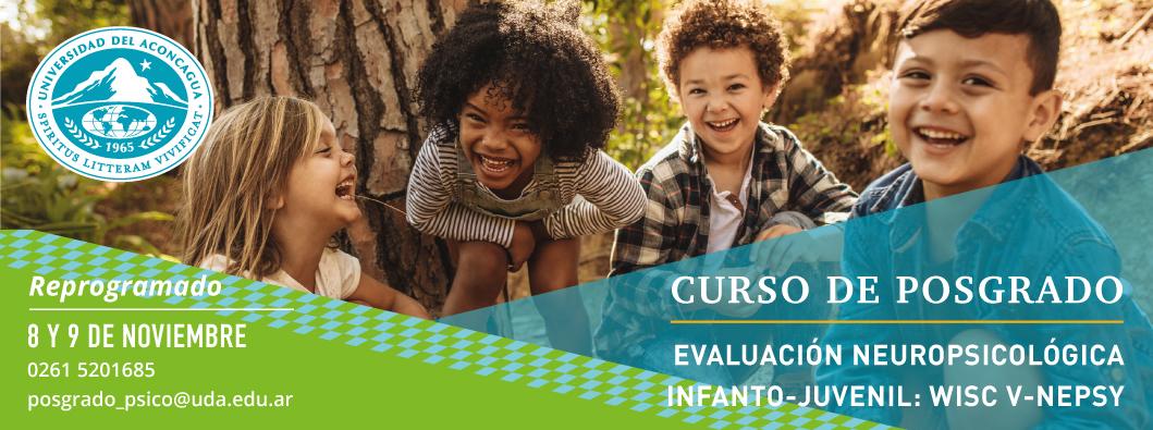 evaluacion neuropsicológca infanto juvenill